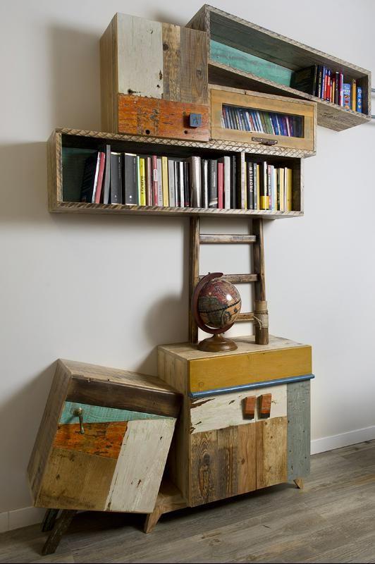 #inetiors #design #designer #originaldesign #italy #madeinitaly #laquercia21 #furniture #wood #reclaimedwood #fashion vintage #oldfashion #pipefurniture