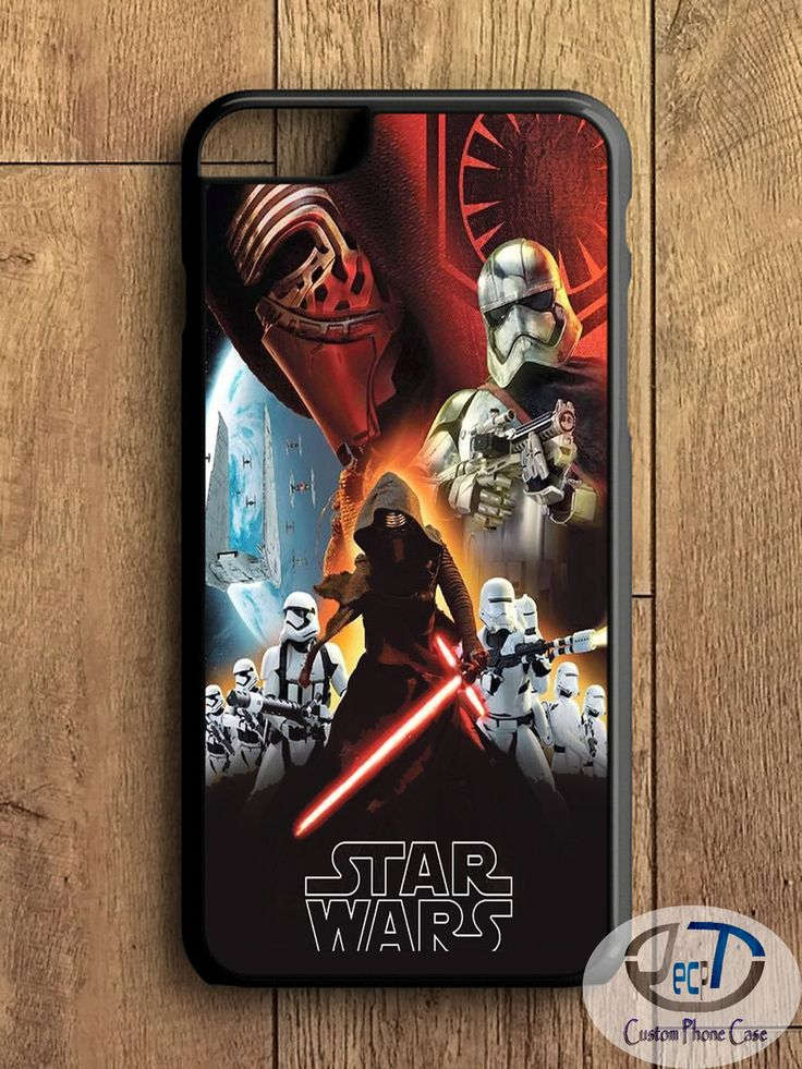 Poster Star Wars Awakens Case iPhone, iPad, Samsung Galaxy & HTC Cases