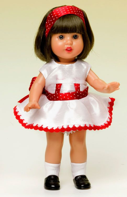Mini Mariquita Pérez Doll Antique Muñeca