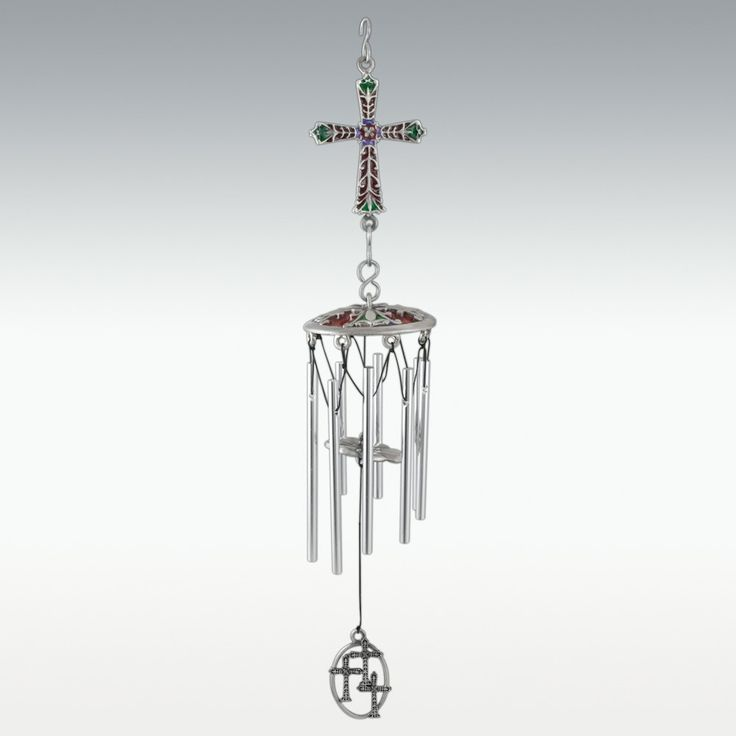 Whispers of the Cross Wind Chime