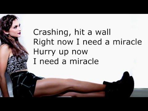 Don't Let Me Down- The Chainsmokers ft. Daya Lyrics - YouTube