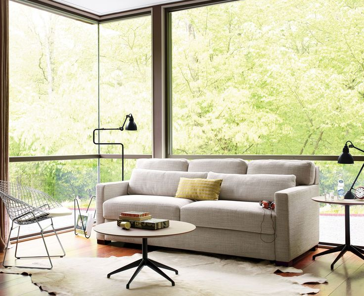 White Leather Sofa Shop the Vesper Queen Sleeper Sofa a modern sofa offering clean lines fortable seating and an easy to fold out bed that us as roomy and fortable as a