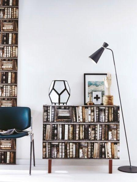 Sie trauen Ihren Augen nicht? Zu Recht! Denn diese Tapeten spielen mit Ihrer Wahrnehmung! Hier kommen 6 coole Einrichtungsideen für Ihr Zuhause.