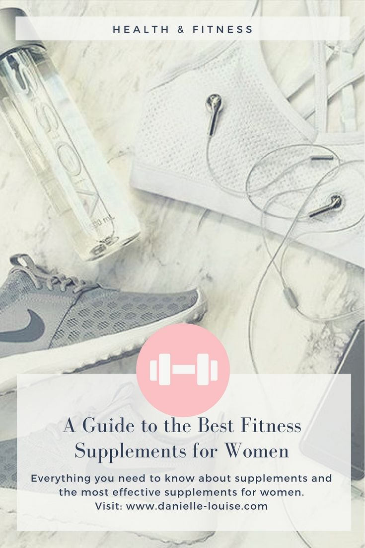Beginners Guide to Supplements for Women. Best Fitness Supplements for Women. Sports Nutrition. Protein. BCAA. Multivitamin.