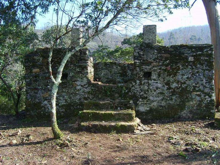 Torre do Castelo de Aguiar de Sousa