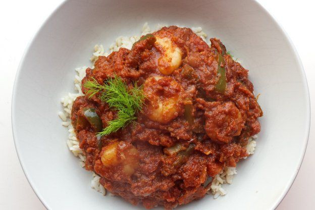 Shrimp Creole - The Pepperpot Club (Jonathan Phang)