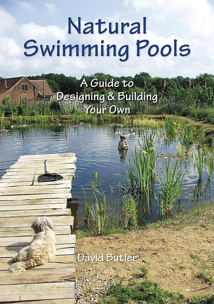 Natural swimming pool... love this idea! Some people call these ponds, but I can see nurturing cat-tails for eating here too!