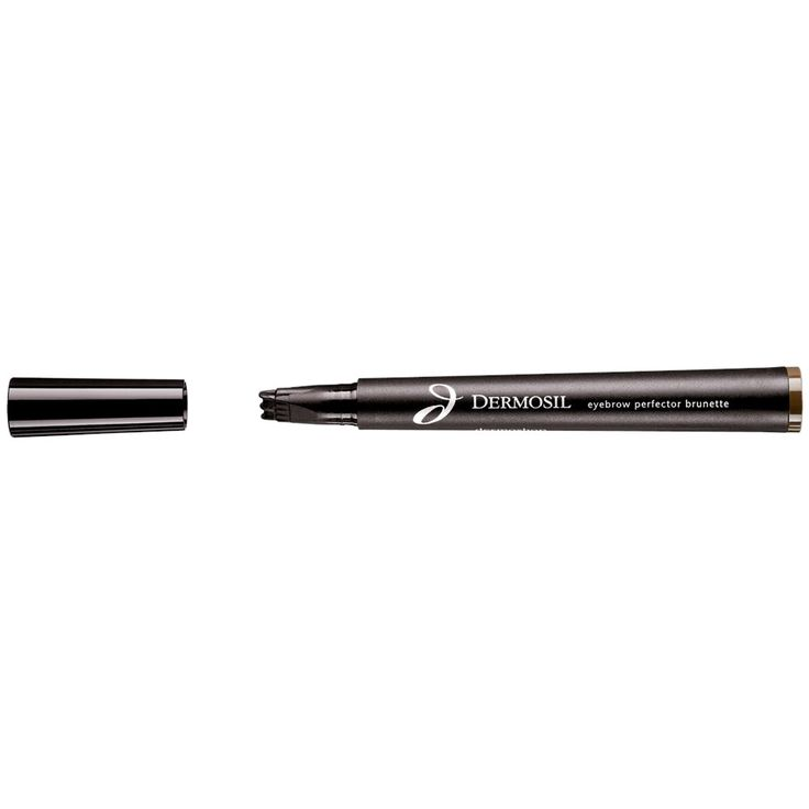 Natural brows add the final touch to a makeup
