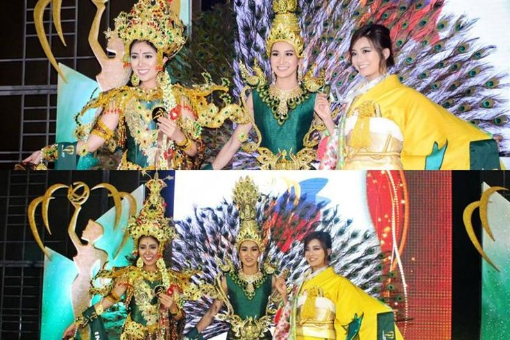 Miss Earth 2016 National Costume Competition and Special Award Winners