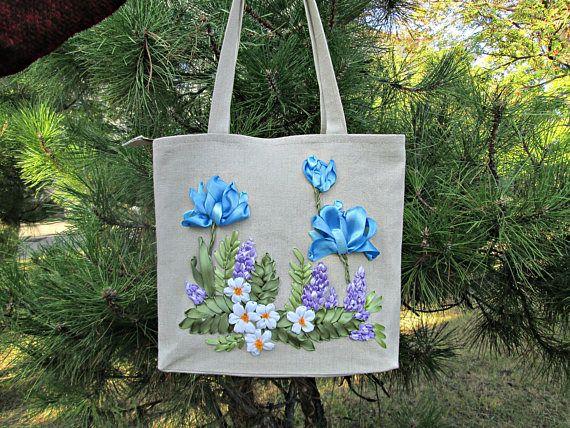 Bag ladies Bag for every day Bag summer Handbag Fabric