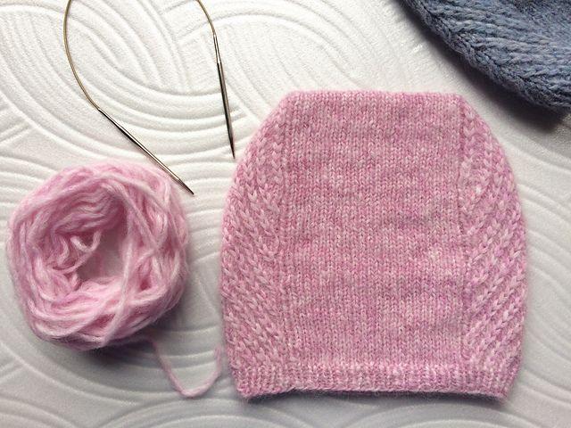 Cap and LICs MEOW MEOW by Tatiana Mukolas - Fashionable knitting