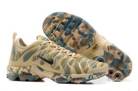 05ae42a2d2b19 Discount Nike Air Max Plus Tn Ultra Beige Black Camouflage 898015 026 Men's  Women's Running Shoes Sneakers