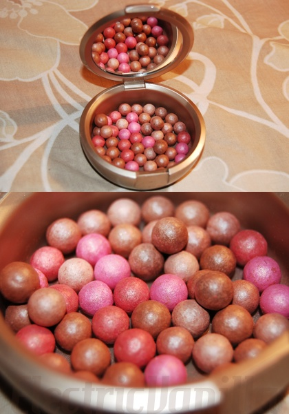 Giordani Gold Bronzing Pearls - Natural Radiance - PHOTO BY ME