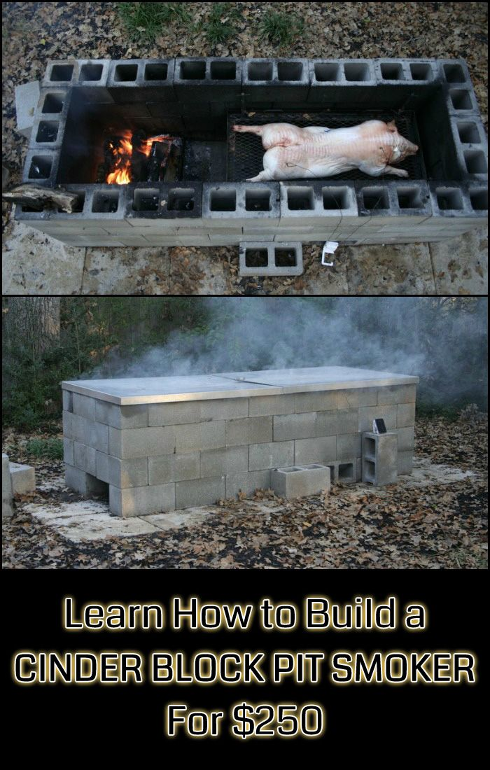 Have you ever wanted to barbecue a whole hog but don't have the right outdoor cooker for it? Here's a relatively inexpensive project for you...