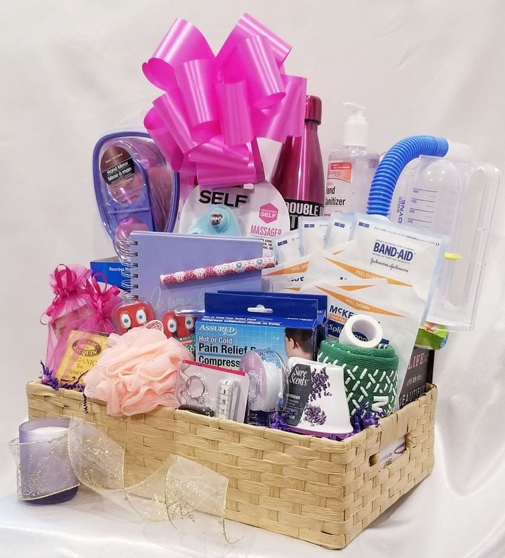 Pin on cosmetic surgery recovery basket