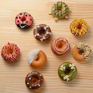 【焼きドーナツ】の材料は、富澤商店オンラインショップ(通販)、直営店舗でご購入いただけます。また、無料のレシピも多数ご用意。確かな品質と安心価格で料理の楽しさをお届けします。