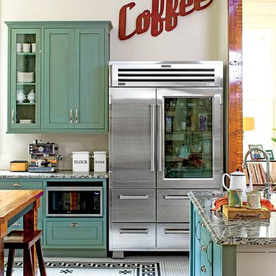 Commercial+Appliances+-+Southern+Chef's+Kitchen-+Southern+Living