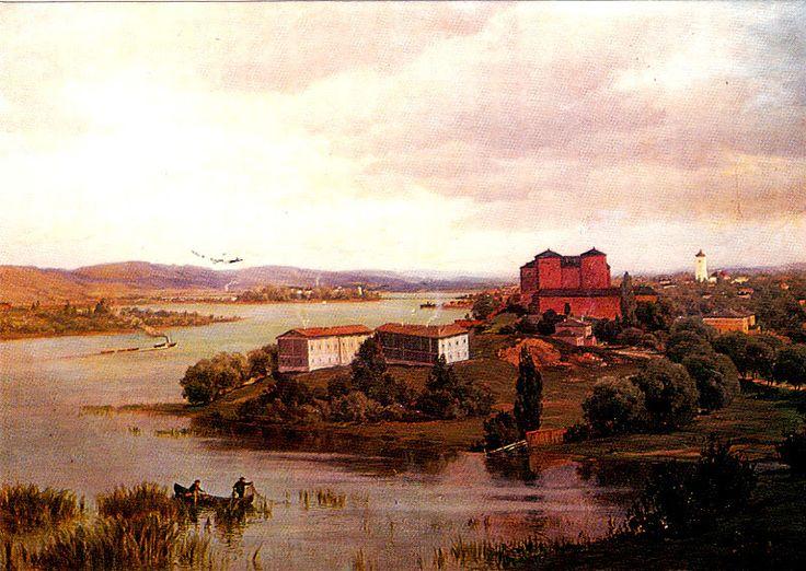 Kuva albumissa HJALMAR MUNSTERHJELM - Google Kuvat.  Hämeenlinna 1872.