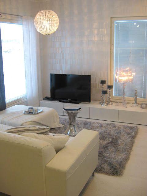 Home White Home: Tervetuloa meille: Olohuone