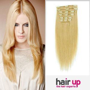 """20"""" Inch Clip In On Human Hair Extensions_7pcs Strawberry Blonde_27_Clips Attached Full Head Straight_Top Quality Remy Human Hair_110g_For Volume by Hairup. $83.95. Texture:Straight Remy Human HairPO BOX shipping address undeliverable,please leave your specific address which can dicretly get to you so as to keep your package safe.Note: Please be reminded that due to lighting effects, monitor's brightness / contrast settings etc, there could be some slight differences in the c..."""