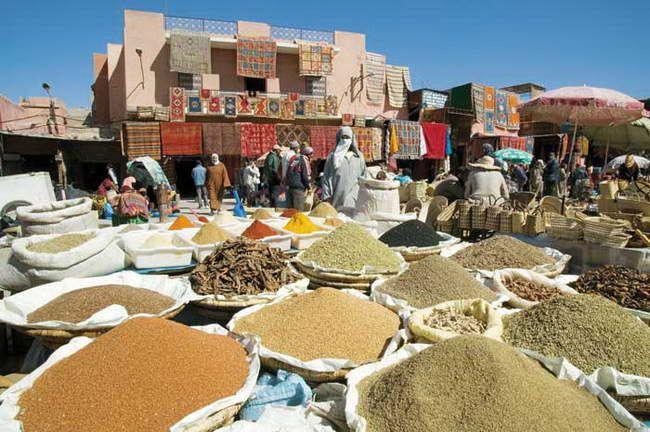 Marrakech-Morroco