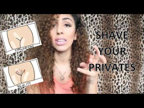 HOW TO SHAVE YOUR PRIVATES WITHOUT BUMPS & BURNS - TIPS & TRICKS