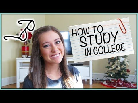 ▶ College Tips & Tricks for Good Grades! - YouTube