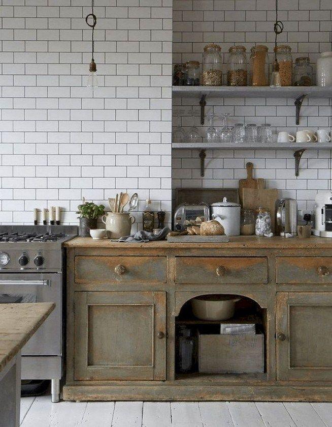 13 Creative Farmhouse Kitchen Decor Ideas Lmolnar Farmhouse Kitchen Decor Rustic Kitchen Kitchen Decor