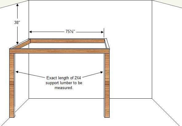 loft bed plans | How To Build A Budget Loft Bed - Woodworking Free Plans - Part 2