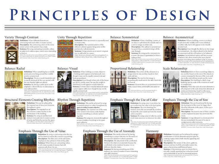 Eight Principles Of Art : Best images about design principles on pinterest art