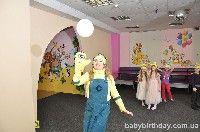Детский день рождения в стиле Гадкий я. Миньоны Киев – фото 39