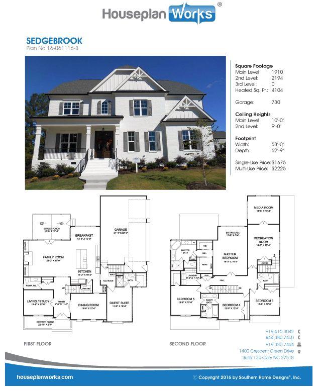 Sedgebrook In 2020 House Plans Custom Home Plans Custom Home Builders