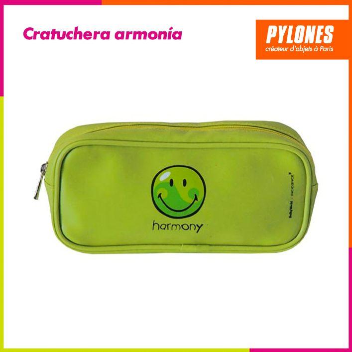 Cartuchera armoníaverde #Regalos #Novedades @pylonesco