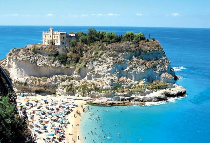 Tropea, Capo Vaticano in Calabria - Southern Italy
