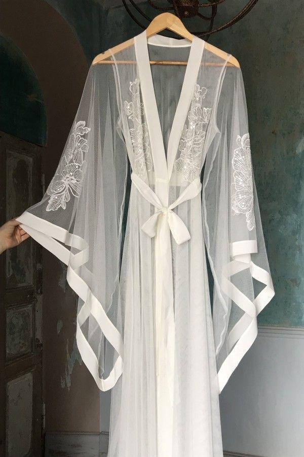 #lacelingerie #bridallingerie #bridalrobe