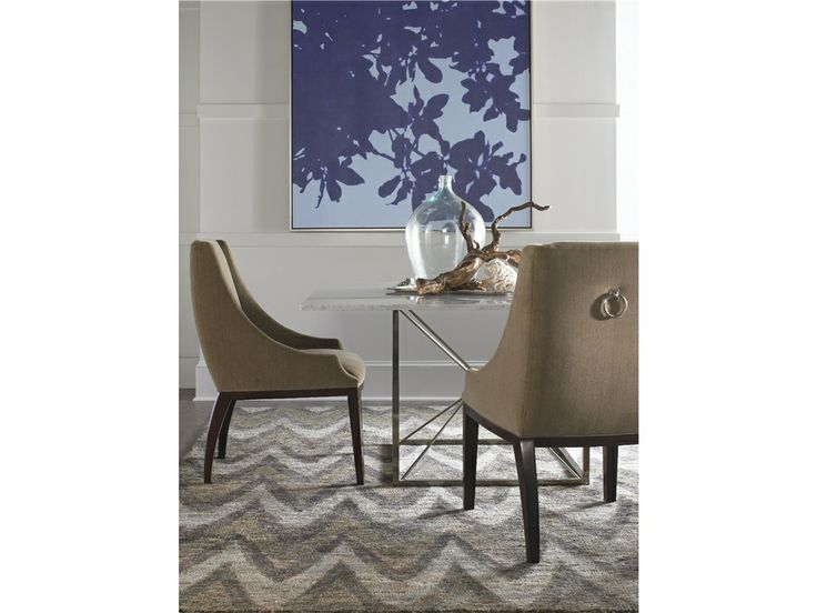 Fantastic Glass Topped Table And Some Seriously Gorgeous Chairs. Thom  Filicia For Vanguard.