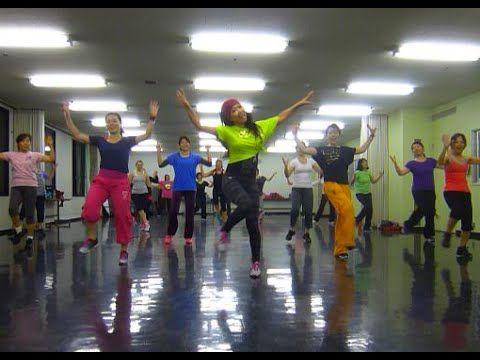 Chica Practica - Reggaeton / Mina's Dance Fitness ミナ ズンバフィットネス沖縄 - YouTube