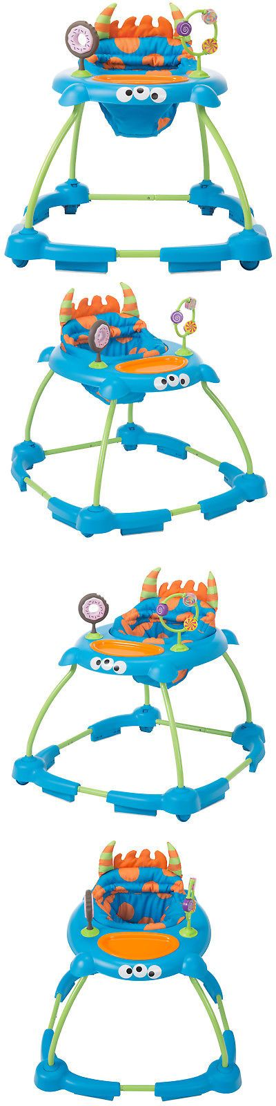 Walkers 134282: Cosco Simple Steps Interactive Baby Walker, Silly Sweet Tooth Monster -> BUY IT NOW ONLY: $39.99 on eBay!