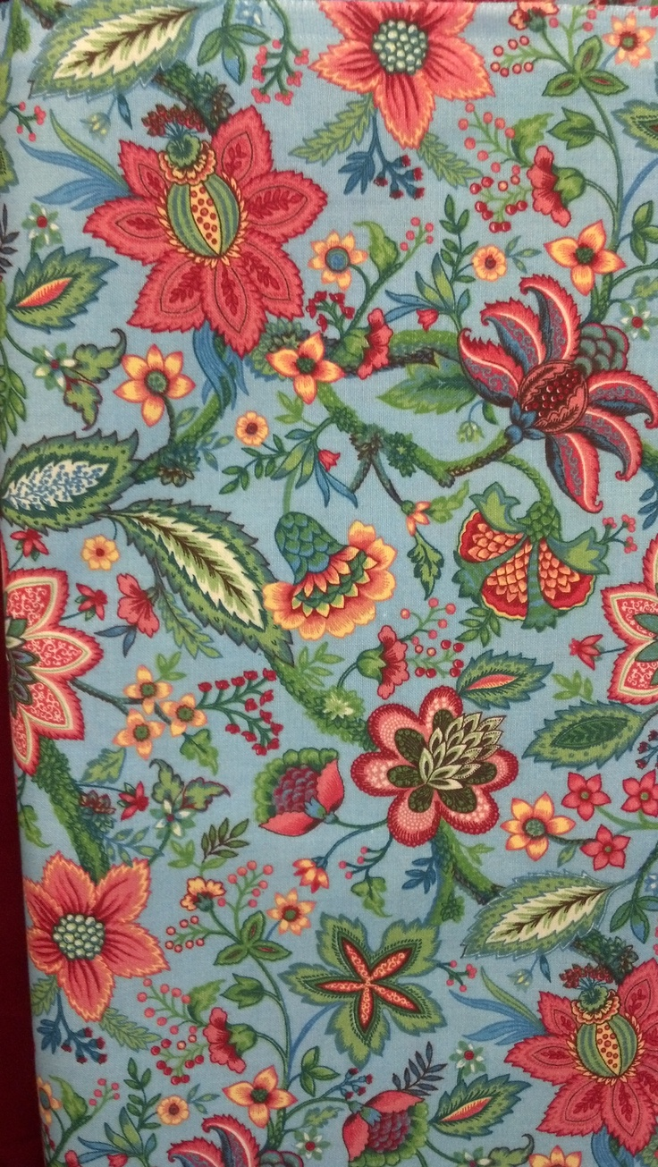 Found At Joann Fabrics Reminds Me Of Italian Prints In