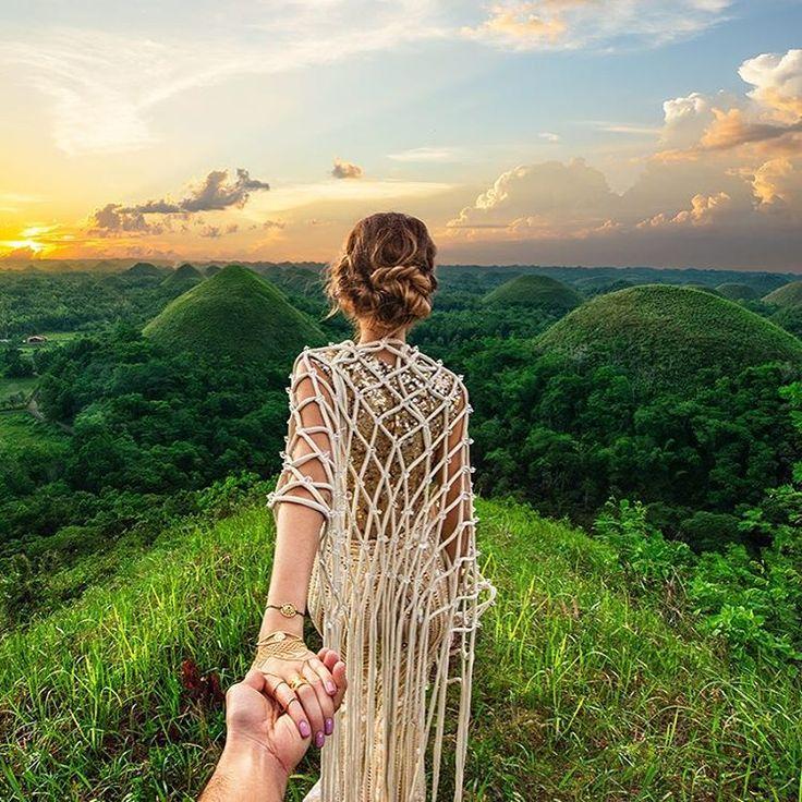 #followmeto Chocolate Hills, Philippinen [© Instagram @muradosmann] www.travelcircus.de