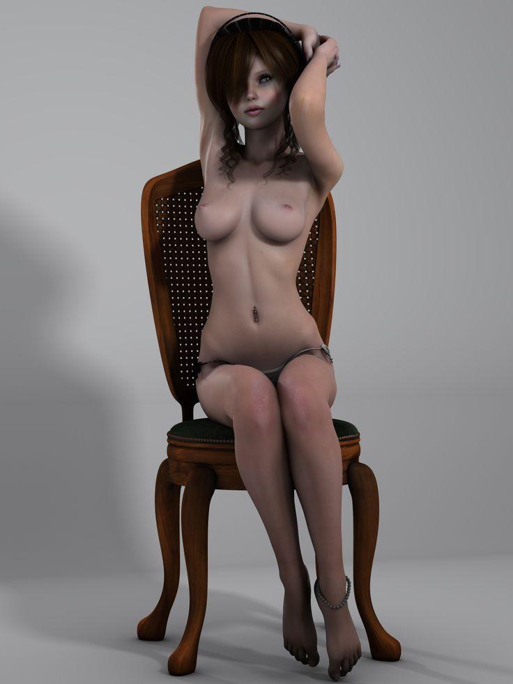 3d девушк голые