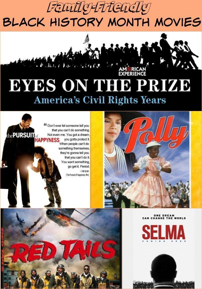Family Friendly Black History Month Movies (scheduled via http://www.tailwindapp.com?utm_source=pinterest&utm_medium=twpin&utm_content=post140378993&utm_campaign=scheduler_attribution)