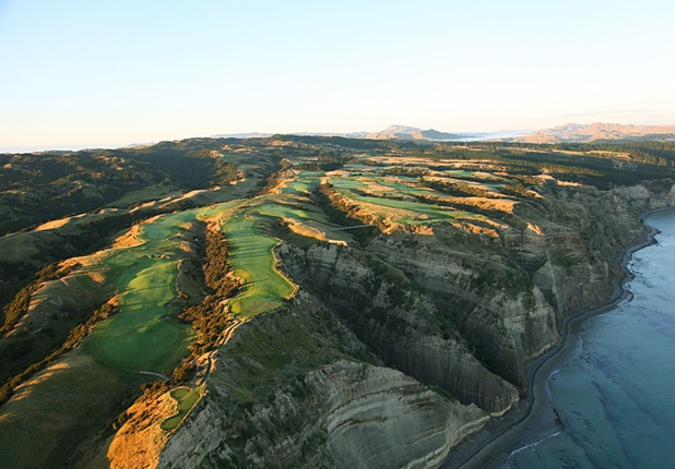 Cape Kidnappers Hawke's Bay, New Zealand