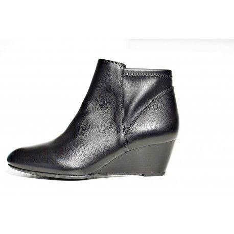 Bottine Femme geox compense à découvrir www.cardel-chaussures.com