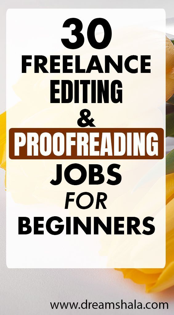 27 Best Online Proofreading Jobs For Beginners Earn 30 Hr Proofreading Jobs Freelance Editing Make Money Writing