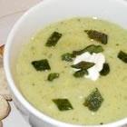 Poblano Chile Pepper Soup Recipe like the one at Nuevo Cafe in Corpus Christi ;)