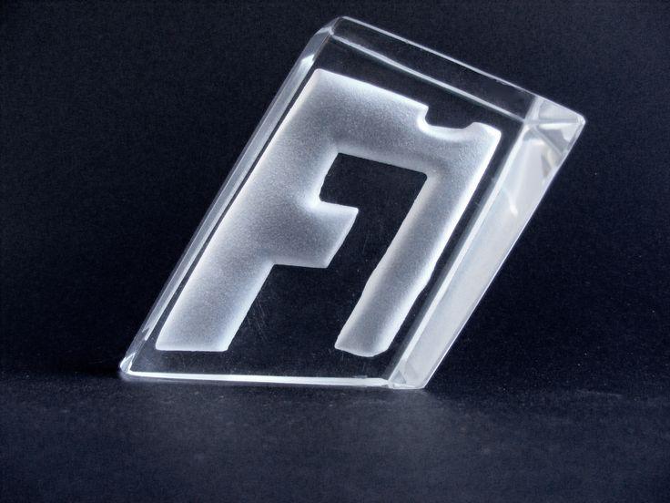 Trofeu de Cristal  F1