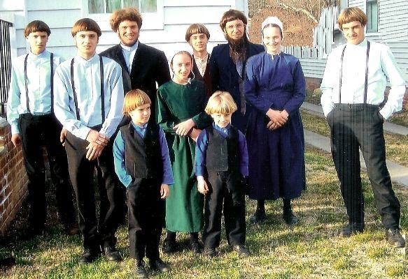 Amish culture essay 1