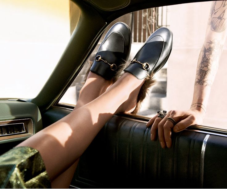 The It Shoe of Fall 2015 Has Arrived: Here's Why We're Head Over Heels for It