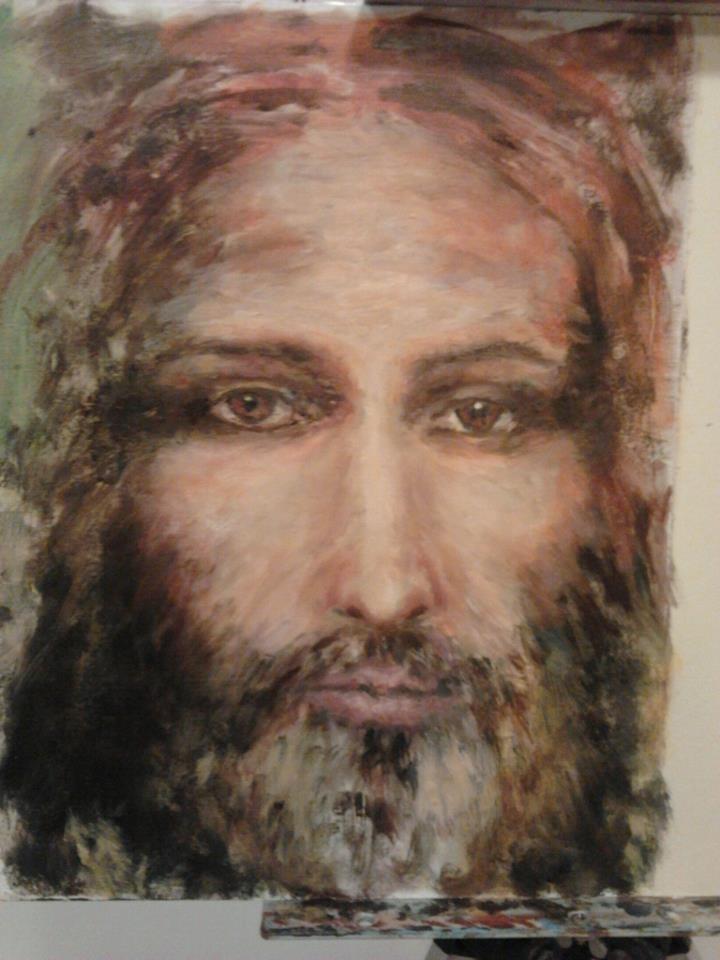 Jesus Torinsko platno